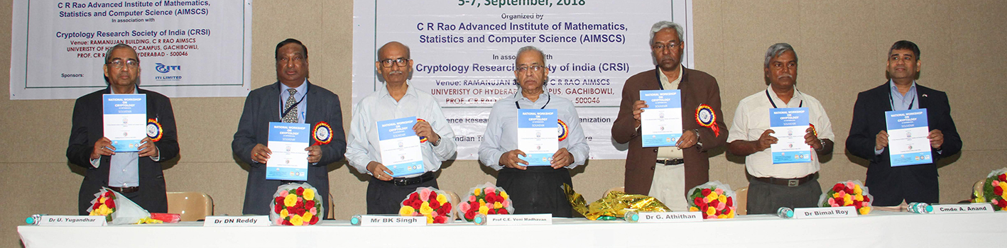 Welcome to C.R.Rao Advanced Institute of Mathematics, Statistics and Computer Science (AIMSCS)